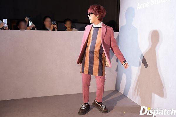 G-Dragon di giay don de lo chieu cao khiem ton hinh anh 5