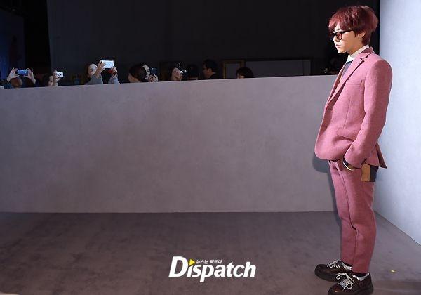 G-Dragon di giay don de lo chieu cao khiem ton hinh anh 3