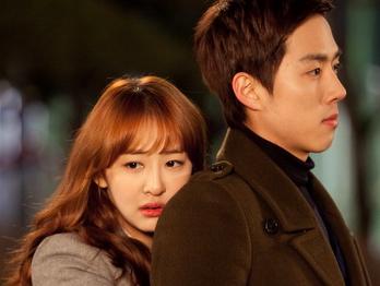 Kim Da Som (Sistar) vuong tinh tay ba trong phim hinh anh