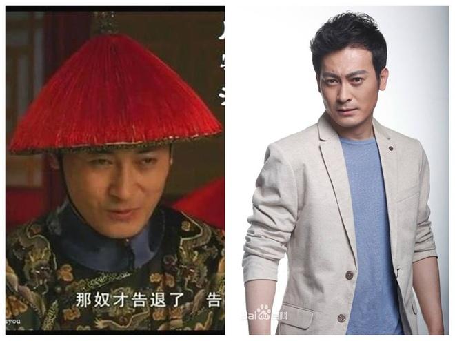 Doi tu 7 sao nam phim 'Chan Hoan truyen' hinh anh 9 Vương Nhất Minh trong vai Thái giám Châu Ninh Hải.