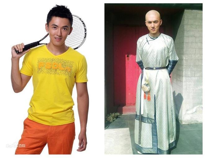 Doi tu 7 sao nam phim 'Chan Hoan truyen' hinh anh 8 Ô Lập Bằng trong vai Tam A Ca.