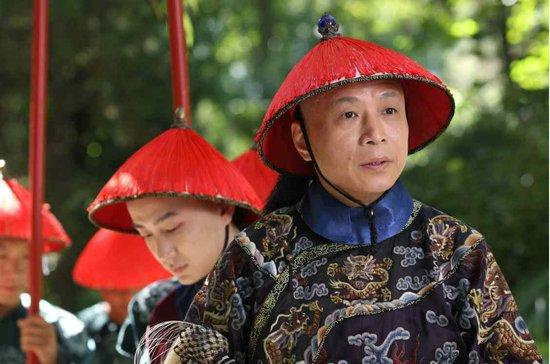 Doi tu 7 sao nam phim 'Chan Hoan truyen' hinh anh 10 Lý Thiên Trụ trong vai Thái giám Tô Bồi Thịnh.