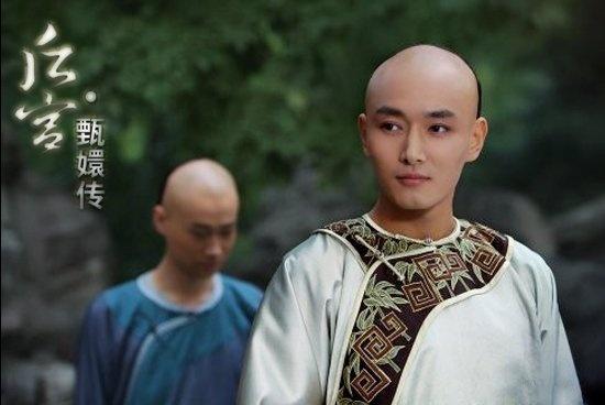Doi tu 7 sao nam phim 'Chan Hoan truyen' hinh anh 3 Lý Đông Học trong vai Quả Quận Vương.