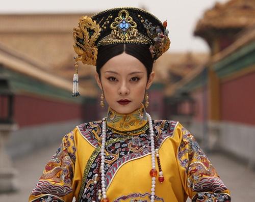 Dan my nhan 'Chan Hoan truyen' ngay ay - bay gio hinh anh 1 Tôn Lệ trong vai Chân Hoàn.