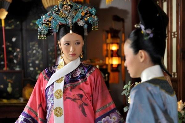 Dan my nhan 'Chan Hoan truyen' ngay ay - bay gio hinh anh 5 Tưởng Hân trong vai Niên Thế Lan.