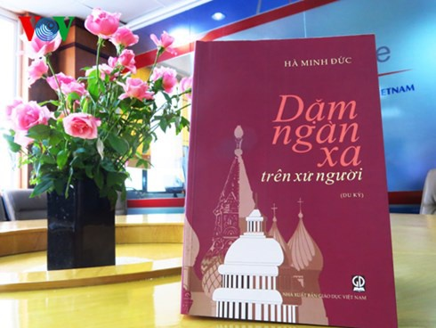 Giao su Ha Minh Duc va tap du ky 'Dam ngan xa xu nguoi' hinh anh