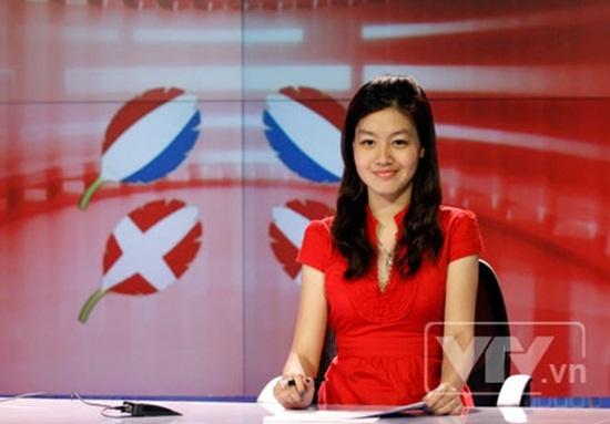 Nhan sac cac BTV the thao cua VTV hinh anh 5 BTV Hồng Nhung