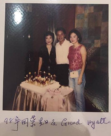 Lam Thanh Ha dang anh cu nho Truong Quoc Vinh hinh anh 6 Khi Trương Quốc Vinh qua đời, Lâm Thanh Hà đang ở nước ngoài. Nữ diễn viên không thể tin đó là sự thật. Trong cuốn tự truyện mới phát hành, Lâm Thanh Hà viết: