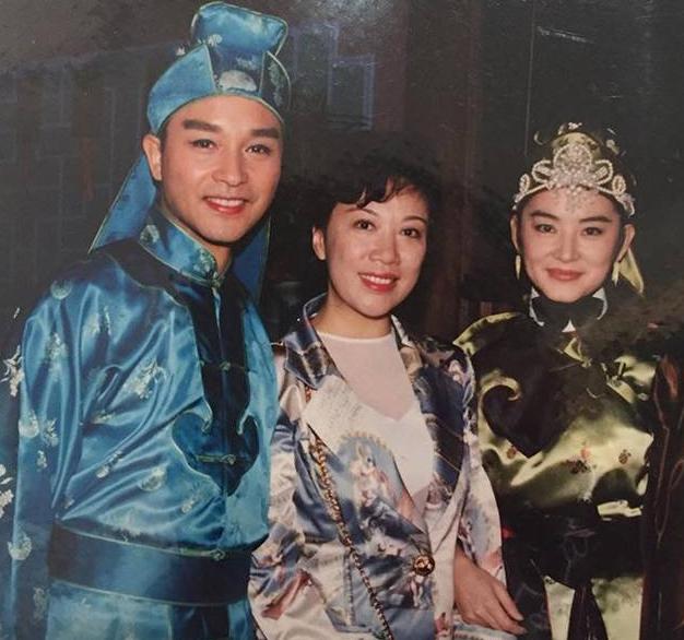 Lam Thanh Ha dang anh cu nho Truong Quoc Vinh hinh anh 2 Nụ cười rạng rỡ ngày ấy khi hợp tác chung trong Đông thành tây liền.