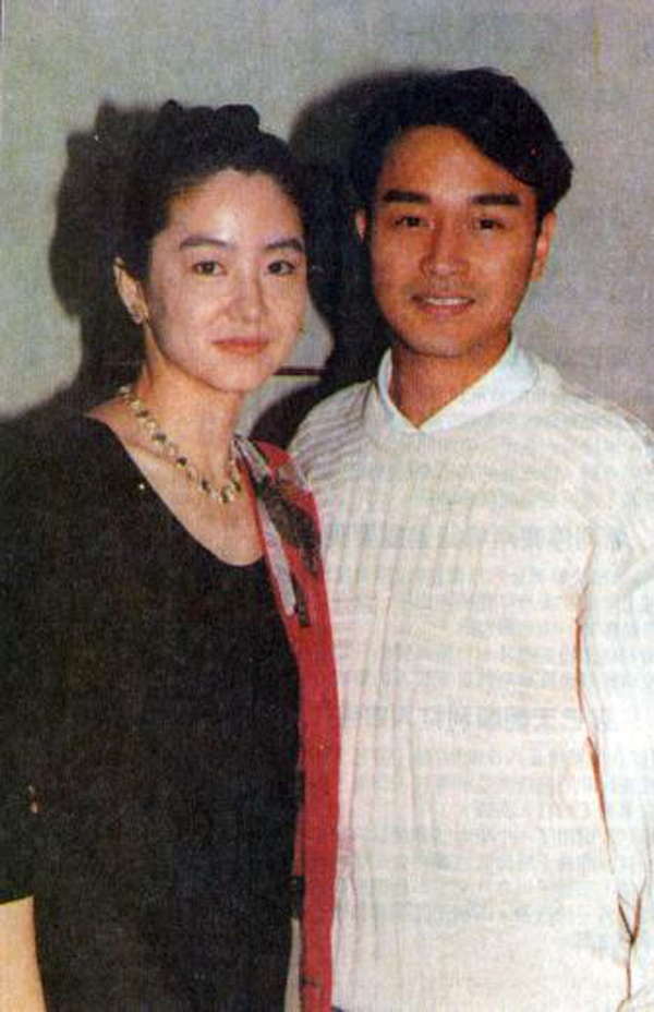 Lam Thanh Ha dang anh cu nho Truong Quoc Vinh hinh anh 5 Lâm Thanh Hà - Trương Quốc Vinh là hai nghệ sĩ hàng đầu trong thập niên 80, 90 thế kỷ trước. Họ cũng là đôi bạn thân hiếm có của làng giải trí. Khi nói về bạn, Trương Quốc Vinh ca tụng: