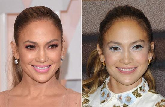 Diem mat sao tu bien minh thanh tham hoa trang diem hinh anh 4 Cách sử dụng bóng mắt của Jennifer Lopez rất