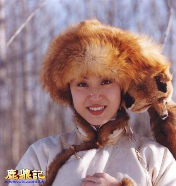 7 co vo trong phim 'Tieu Bao va Khang Hy' sau 15 nam hinh anh 8 Trần Pháp Dung trong vai Long Nhi.