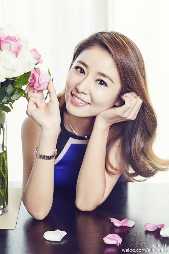 7 co vo trong phim 'Tieu Bao va Khang Hy' sau 15 nam hinh anh 7 Lâm Tâm Như vẫn đẹp rạng ngời dù đã 39 tuổi.