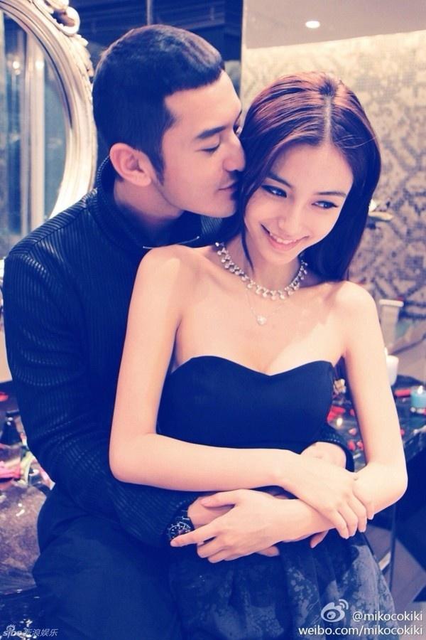 Chuyen tinh 6 nam cua Angelababy - Huynh Hieu Minh qua anh hinh anh 17 Ngày 27/5, cả hai đăng ký kết hôn tại quê nhà Huỳnh Hiểu Minh ở Thanh Đảo, tỉnh Sơn Đông.