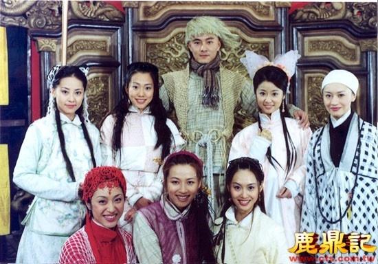 7 co vo trong phim 'Tieu Bao va Khang Hy' sau 15 nam hinh anh