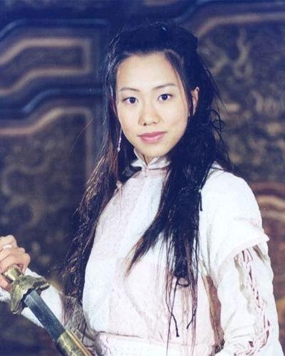 7 co vo trong phim 'Tieu Bao va Khang Hy' sau 15 nam hinh anh 12 Ngô Thần Quân trong vai Song Nhi.