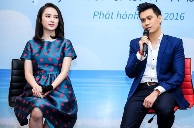 Viet Anh dat ganh nang tren vai Phuong Trinh trong phim moi hinh anh 5