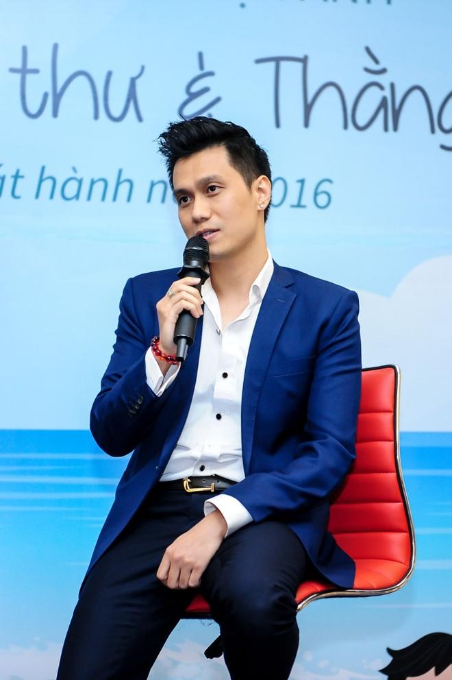 Viet Anh dat ganh nang tren vai Phuong Trinh trong phim moi hinh anh 4