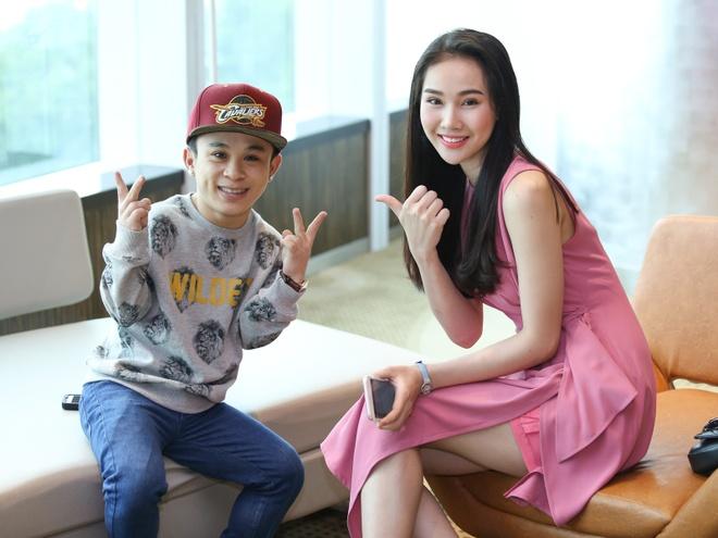 Viet Anh dat ganh nang tren vai Phuong Trinh trong phim moi hinh anh 10