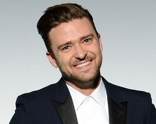 Justin Timberlake muon lam chu xi Oscar hinh anh