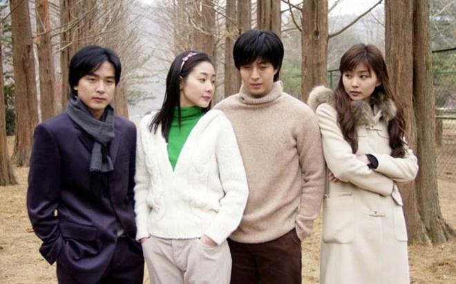 Phim Han bi that sung tai Nhat hinh anh 1 Bản tình ca mùa đông mở màn cho làn sóng Hallyu tràn vào Nhật Bản.