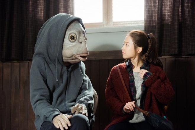 'Huou cao co' Lee Kwang Soo deo mat na nang 8 kg trong phim hinh anh 2