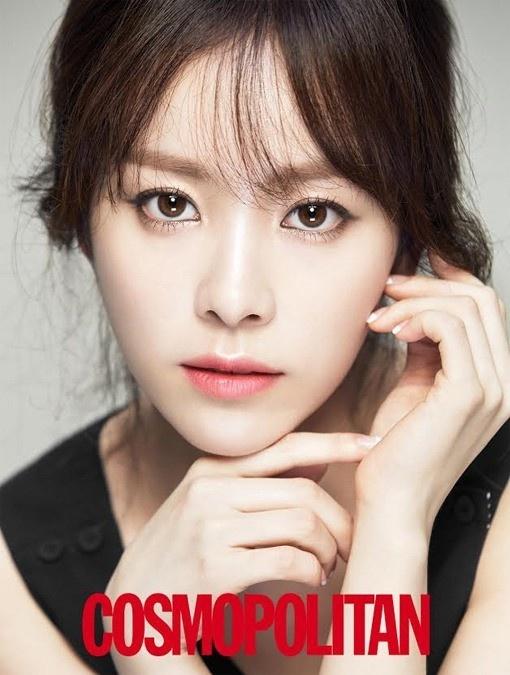 20 minh tinh la bieu tuong sac dep cua showbiz Han hinh anh 8 Han Ji Min có mặt trong Top như một trong những giai nhân thế hệ 8X có gương mặt tinh khôi.