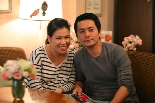 Vợ chồng Trương Minh Cường - Thu Huyền