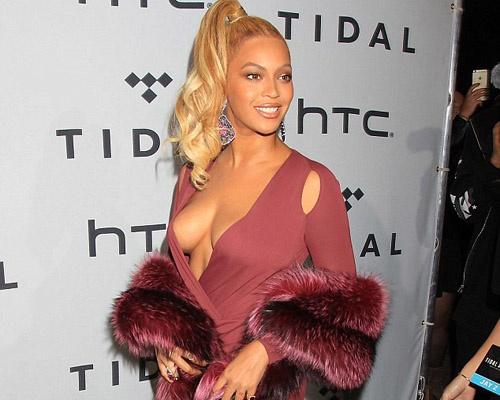 Beyonce tre nai trong su kien hinh anh