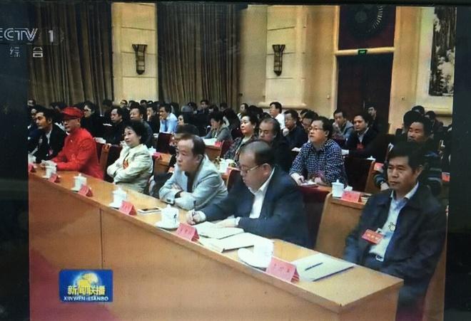 Huynh Hieu Minh duoc xep ngang hang Luc Tieu Linh Dong hinh anh 2 Sự kiện có quy mô tầm quốc gia được truyền hình trên sóng đài CCTV1.