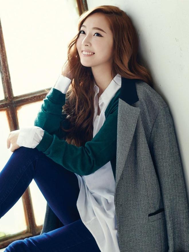 Jessica, Park Bom va loat sao nu Han bi nghi ban dam hinh anh 1 Jessica bị nghi vấn bán dâm.