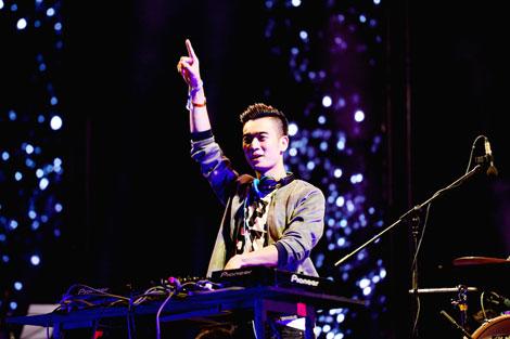 DJ SlimV: Khong non nong de duoc noi tieng hinh anh