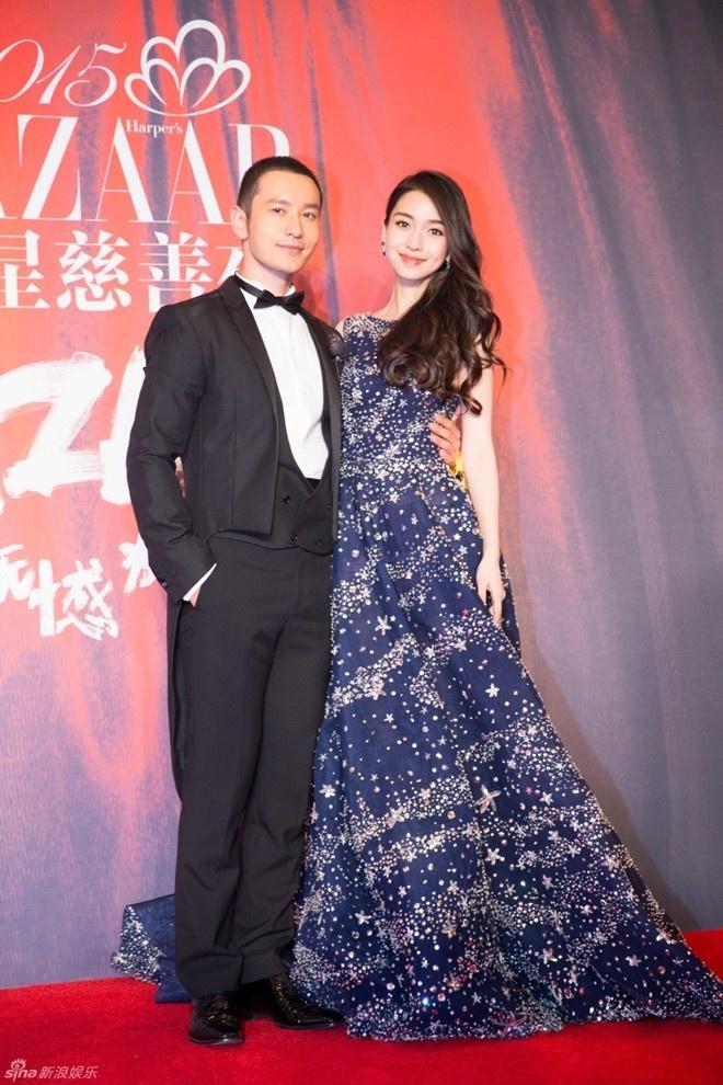 Angelababy, Ly Than cam trich tap doan giai tri hang dau hinh anh 2 Angelababy và Huỳnh Hiểu Minh lên đời sau đám cưới.
