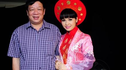 Dang sau cuoc song xa hoa cua ca si Trang Nhung hinh anh