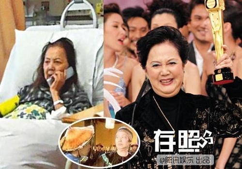 Dan sao TVB: Thoi tre vang danh, tuoi gia the luong hinh anh