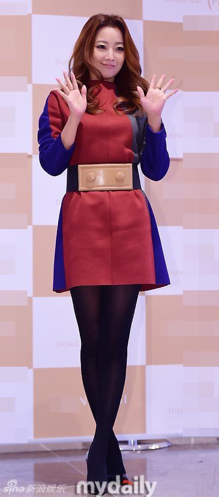 Kim Hee Sun tre dep o tuoi U40 hinh anh 6