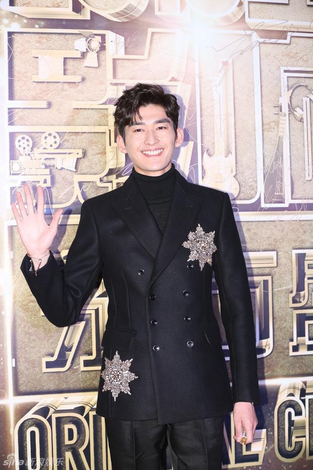 Kim Hee Sun goi cam giua dan sao Hoa ngu tren tham do hinh anh 4 Sao trẻ Trương Hàn.