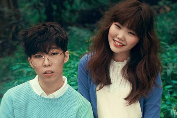 Anh em Akdong Musician nan ni YG cho phat hanh album hinh anh