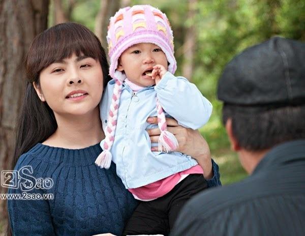 Nhung sao Viet dong hai vai trong mot phim hinh anh 3