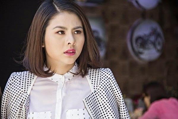 Nhung sao Viet dong hai vai trong mot phim hinh anh 4  Vân Trang cùng lúc đóng vai hai mẹ con.