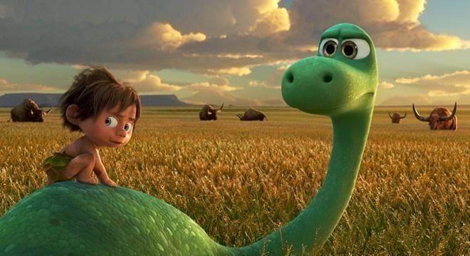 Sao nhi 'Toi thay hoa vang...' long tieng cho phim cua Pixar hinh anh 2 The Good Di - Chú Khủng Long tốt bụng dự kiến khởi chiếu tại Việt Nam từ ngày 25/11.