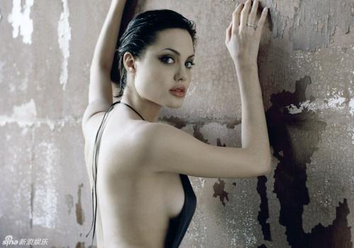 Ve dep cua bong hong noi loan Angelina Jolie hinh anh