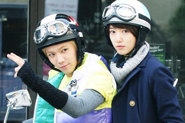 Park Shin Hye dong MV solo cua Lee Hong Ki hinh anh