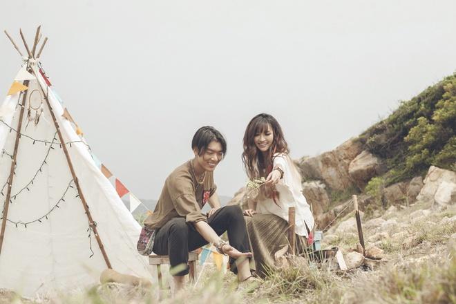 Bich Phuong yeu chang trai mien nui trong MV moi hinh anh 2