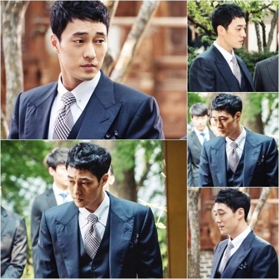 Shin Min Ah don 30 kg trong phim moi hinh anh 2 Tạo hình của So Ji Sub.