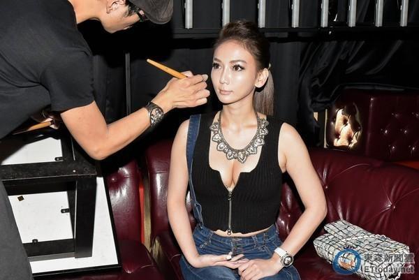 Sao Dai Loan ban dam van duoc o be su nghiep hinh anh 1 Lưu Kiều An - kiều nữ bán dâm xuất hiện trong dự án âm nhạc mới của ca sĩ đàn chị.