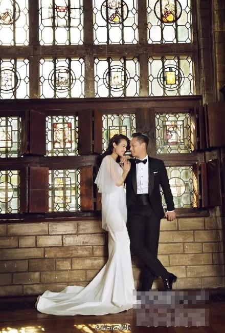 Ho Hanh Nhi cong bo anh cuoi va nhan dinh hon hinh anh 2 Hình ảnh ngọt ngào bên nhau của cô dâu và chú rể.
