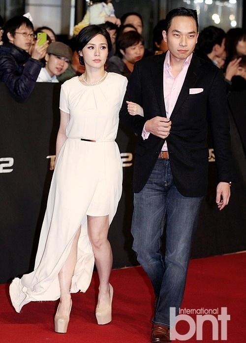 Chung Han Dong phu nhan hen ho ca si kem 9 tuoi hinh anh 2 Chung Hân Đồng và bạn trai cũ - doanh nhân Tyler Kwon. Anh này hiện hẹn hò với Jessica - thành viên cũ của SNSD.