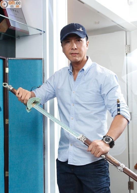Chan Tu Dan va nhung thi phi dang sau mot vo si hinh anh 2 Anh từng bị nhiều đồng nghiệp tố nhưng bản thân tài tử này luôn phủ nhận