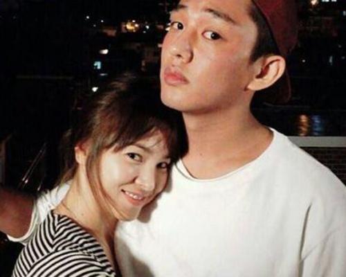 Song Hye Kyo bi don hen ho phi cong tre hinh anh